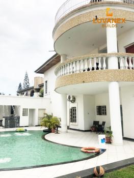 8 Bedroom Mansion, Kings Court , 10 Uwabo Osemwota Drive Thomas Tera Estate , Beside Domino Pizza, Thomas Estate, Ajah, Lagos, House for Sale
