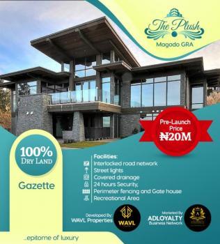 Land, Gra, Magodo, Lagos, Mixed-use Land for Sale