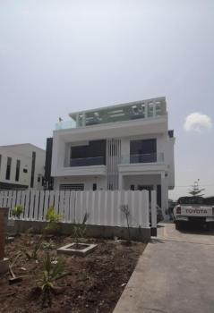 Brand New Luxury 5 Bedroom Fully Detached Duplex on 2 Floors with Bq and Swimming Pool .sitting on 880sqm, Pinnock Beach Estate, Osapa, Lekki, Lagos, Detached Duplex for Sale