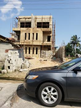 Lovely Off Plan  5 Bedroom with Bq Semi Detached Duplex, Parkview, Ikoyi, Lagos, Semi-detached Duplex for Sale