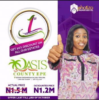 Commercial Land, Attogodo Oringanringan Community Poka Epe, Epe, Lagos, Mixed-use Land for Sale