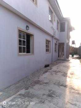 Standard and Luxury 2 Bedroom Flat, Razak Salau Street, Off Ebute Igbogbo Road, Nipco Bus-stop, Ebute, Ikorodu, Lagos, Terraced Bungalow for Rent