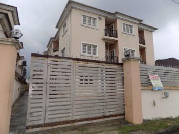 Tastefully Finished 3 Bedroom Flat, Idado, Lekki, Lagos, Flat for Rent