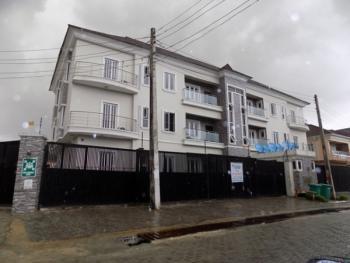 Luxury 3 Bedroom Flat Upstairs Available, Idado, Lekki, Lagos, Flat for Rent