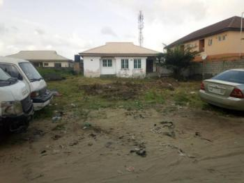 a Three Bedroom Flat Enough Space That Can Occupy Another Building, Mayfair Gardens. Awoyaya, Lekki Phase 1, Lekki, Lagos, Detached Bungalow for Sale