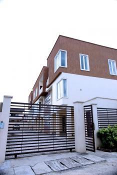 4 Bedroom Terrace Duplex with a Room Bq in a Serene Close, Opebi, Ikeja, Lagos, Detached Duplex for Sale