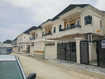 Luxury Finished 4 Bedroom Fully Detached Duplex with Bq, Lekki, Lagos, Semi-detached Duplex for Sale