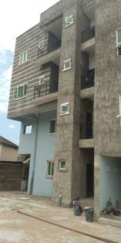 Service 2 Bedroom Flat, Yaba Gra, Yaba, Lagos, House for Rent