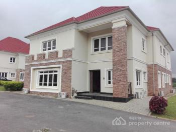 Luxury 5 Bedroom Detached Duplex Plus 2 Rooms Bq, Aso Groove Estate, Asokoro District, Abuja, Detached Duplex for Rent