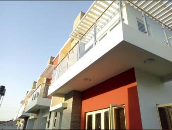 Luxury 3 Bedroom Terrace Duplex, By World Oil Area, Lekki Phase 2, Lekki, Lagos, Terraced Duplex for Sale