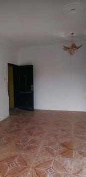 Spacious 2 Bedroom Flat, Upstairs, Thomas Estate, Ajah, Lagos, Flat for Rent