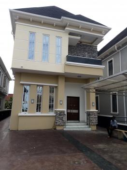 Most Beautiful Paradise Newly Built All Rooms En Suite 5 Bedrooms Duplex with Bq and Carport, Megamound Estate, Ikota Villa Estate, Lekki, Lagos, Detached Duplex for Rent