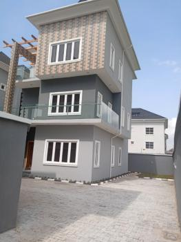 4 Bedroom Detached with Excellent Finishing,a Room Bq,fitted Kitchen,etc., Ilasan, Lekki, Lagos, Detached Duplex for Rent