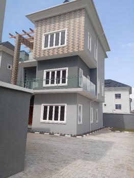 4 Bedroom Luxury Detached Duplex with a Room Bq,fitted Kitchen,etc., Ilasan, Lekki, Lagos, Detached Duplex for Rent
