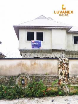 3 Bedroom Duplex ( 85% Completed ), Plot 116 Afolabi Ajimoti Street , Seaside Estate Badore - Ajah (beside Nnpc Papa B/stop), Badore, Ajah, Lagos, House for Sale