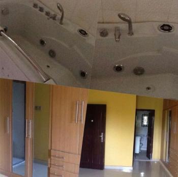 New 3 Bedroom Flat with Jacuzzi Bath & Bathtub, Ikpoba Hill, Idogbo, Ikpoba Okha, Edo, Flat for Rent