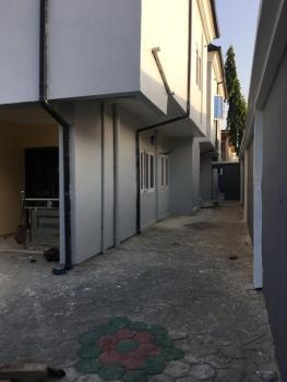 Newly Built 2 Nos of 3 Bedroom Semi-detached Duplex with 1 Room Bq, Off Allen Avenue, Allen, Ikeja, Lagos, Semi-detached Duplex for Rent