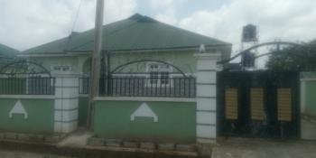 Tastefully Finished 3 Bedroom Bungalow, Emerald Estate, Lokogoma., Lokogoma District, Abuja, Detached Bungalow for Rent