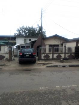 a Strategically Located and Perfectly Sited Building Comprising of 2 Nos of 3 Bedrooms Flats, a 3 Bedroom Bungalow in Front, Akinsemoyin Street, Bode Thomas, Surulere, Lagos, Detached Bungalow for Sale