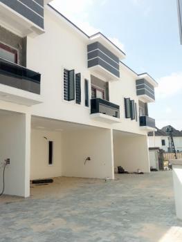 Fantastically Built and Affordable 4 Bedroom Terrace Duplex(self Serviced), Ikota Villa Estate, Lekki, Lagos, Terraced Duplex for Sale