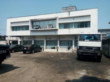 2 Units of Office Building Sitting on 1900sqm of Land, Akin Adesola, Victoria Island (vi), Lagos, Office Space for Sale