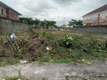 Dry Land in a Very Good Estate, Pinnock Beach Estate, Osapa, Lekki, Lagos, Residential Land for Sale