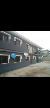 Nice 4 Units of 3 Bedroom Flat Property  with a Very Good and Registered, Alagbole Ojodu, Ikeja, Lagos, Block of Flats for Sale