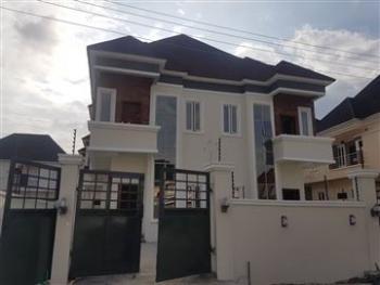 3 Bedroom Semi Detached Duplex with Bq, Chevron, Lekki Expressway, Lekki, Lagos, Semi-detached Duplex for Sale