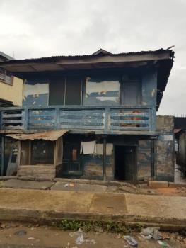 2 Tenement Storey Building Sitting on 1 ½ Plot of Land., Onipanu, Shomolu, Lagos, House for Sale