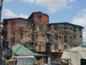3 Adjoined Blocks of 26 Units of 2 Bedroom Flat Sitting on 3 Plots of Land, Barracks, Surulere, Lagos, Block of Flats for Sale