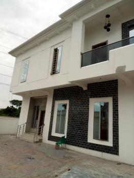 Luxury 4 Bedroom Duplex, Tastefully Finished with Bq & Security Post, Private Estate Within Thomas Estate, Thomas Estate, Ajah, Lagos, Detached Duplex for Sale