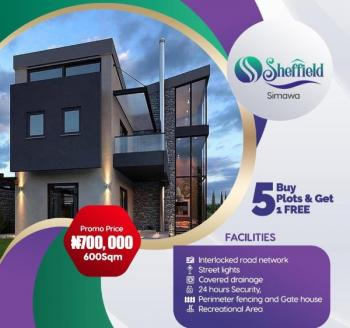 Dominion Real Estate, Agbowa, Ikorodu, Lagos, Residential Land for Sale