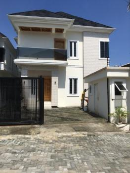 Brand New 4 Bedroom Fully Detached Duplex (self Serviced), Eletu Road, Osapa, Lekki, Lagos, Detached Duplex for Rent