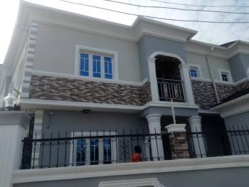 Luxury Three Bedroom Duplex, Orchid Road, Chevy View Estate, Lekki, Lagos, Detached Duplex for Rent