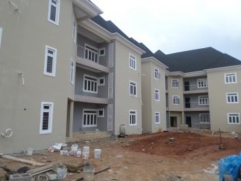3 Bedrooms Plus Bq, Life Camp, Gwarinpa, Abuja, Flat for Rent