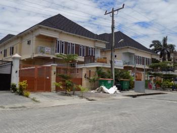 Luxury 4 Bedroom Semi Detcahed Duplex with Bq in a Gated Estate, Chevy View Estate, Lekki, Lagos, Semi-detached Duplex for Rent