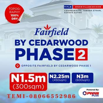 Fairfield By Cedarwood 2, Apakin Village, Akodo Ise, Ibeju Lekki, Lagos, Mixed-use Land for Sale