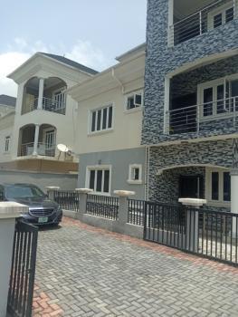 Beautifully Built 2 Bedroom Flat, Eletu Close Opposite Victory Park Off Shoprite Road, Osapa, Lekki, Lagos, Flat for Rent