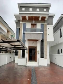 Tastefully Finished 5 Bedroom Detached House, By Circle Mall(shoprite), Osapa, Lekki, Lagos, Detached Duplex for Sale