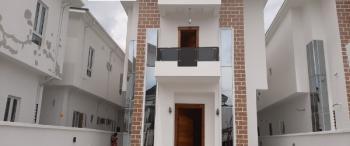 New 4 Bedroom Semi Detached Duplex with Bq, Osapa, Lekki, Lagos, Semi-detached Duplex for Sale