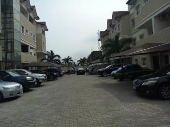 4 Bedroom Terraced House with a Room Boys Quarter, Parkview Estate, Parkview, Ikoyi, Lagos, Terraced Duplex for Rent