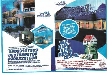 Commercial Propery, Jikoko, Mpape, Abuja, Commercial Land for Sale