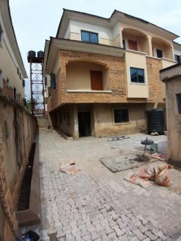 a Newly Finished 5 Bedroom Semi-detached Duplex with 2 Rooms Bq, Ikeja Gra, Ikeja, Lagos, Semi-detached Duplex for Sale