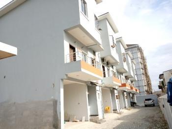 Tastefully Finished Brand New 4 Bedroom Terraced Duplex, Osapa, Lekki, Lagos, Terraced Duplex for Rent