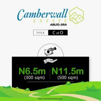 Camberwall Estate, Abijo, Lekki, Lagos, Residential Land for Sale