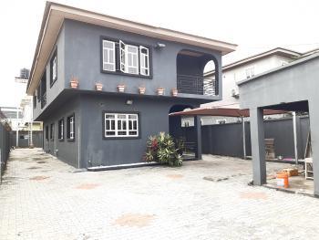 4 Bedroom Detached House with a Room Bq, Lekki Phase 1, Lekki, Lagos, Detached Duplex for Rent