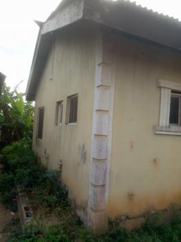 2 Bedroom Flat, Okobaale, After The Secondary School at Okobaale, Atan Ota, Ado-odo/ota, Ogun, Flat for Sale