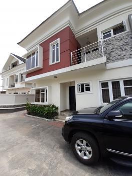 4 Bedroom House, Osborne, Ikoyi, Lagos, Flat for Rent
