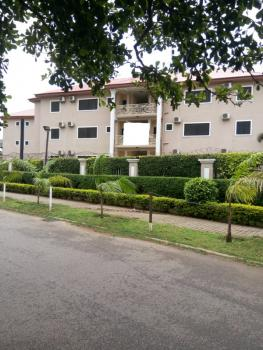 Lovely and Well Maintained 18 Units of 3 Bedroom Serviced Apartment with a Room Bq,swimming Pool,, Off Aminu Kano Crescent, Wuse 2, Abuja, Flat for Rent