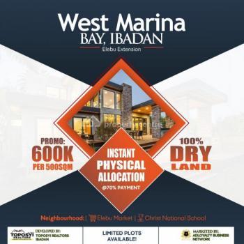 West Marina Bay, Oluyole, Oyo, Mixed-use Land for Sale